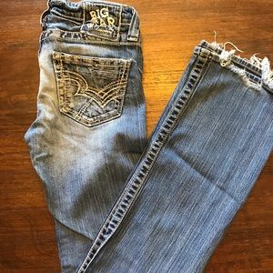 Big Star Remy low-rise bootcut jeans